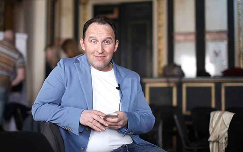Прошлый руководитель «Вымпелкома» Слободин удалил записи в социальных сетях