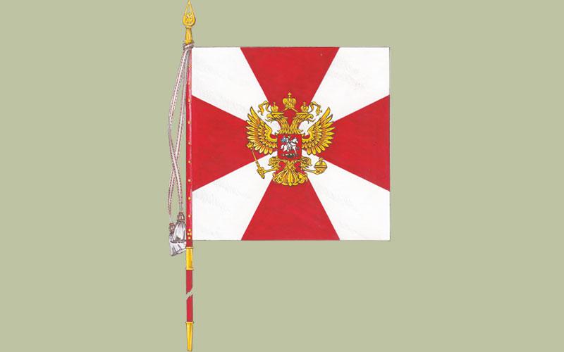 Национальная гвардия РФ придумала себе флаг изнамя