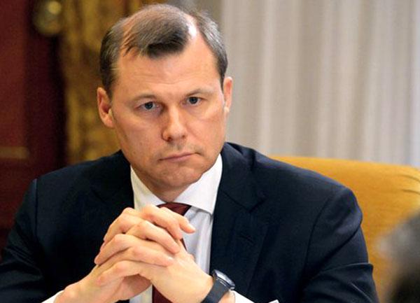 Дмитрий Страшнов. Фото: government.ru