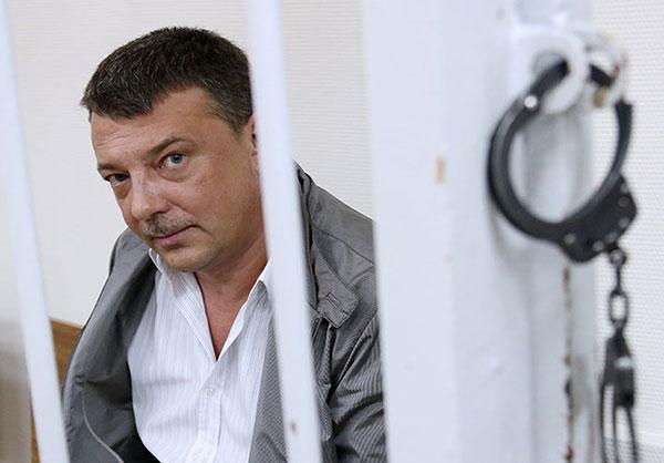 Михаил Максименко. Фото: Артем Коротаев/ТАСС
