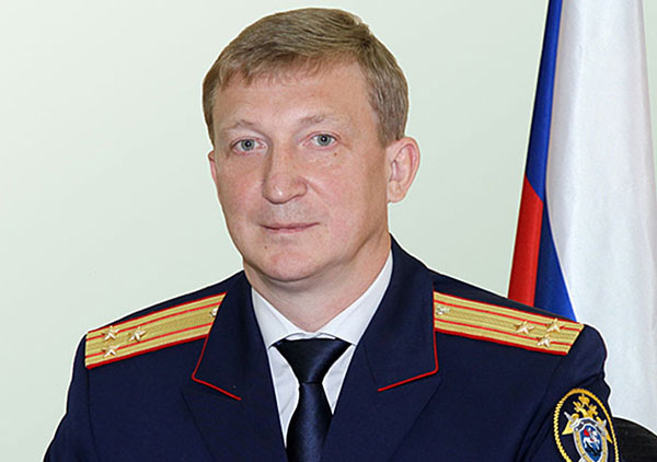 Сергей Калинкин. Фото: kuzbass.sledcom.ru