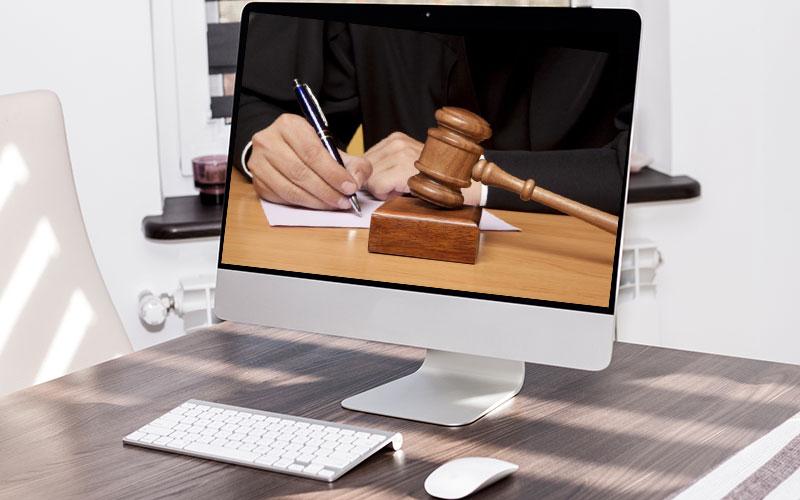 Суды вРФ начинают принимать документы вэлектронном виде через интернет