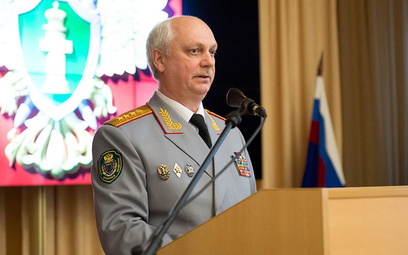 Прокуратура подтвердила объявление оботставке основного военного обвинителя