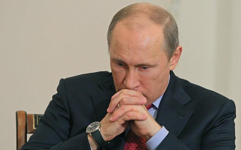 Путин внёс в Государственную думу Конвенцию оборьбе сфинансированием терроризма