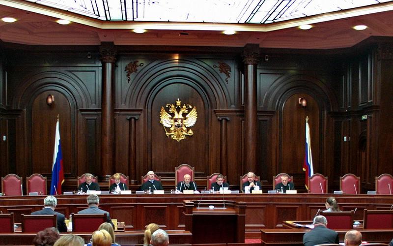 Конституционный суд одобрил внедрение аудио- ивидеозаписей всудебный процесс