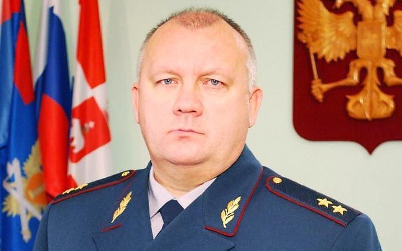 ВПерми осудят прежнего глава ГУФСИН РФ поПермскому краю