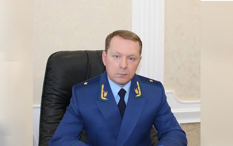 Прокурором Марий Эл вполне может стать прошлый обвинитель Челнов Сергей Беляков