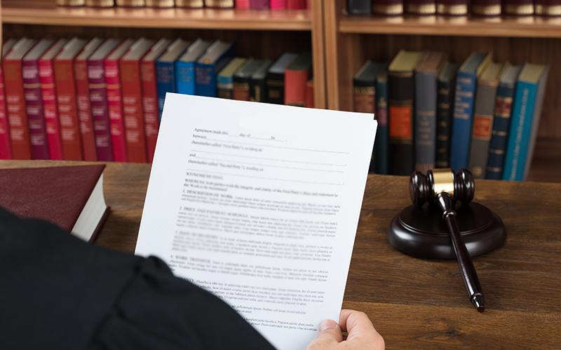 ВВолгограде прежнего судью отправил вколонию родной суд