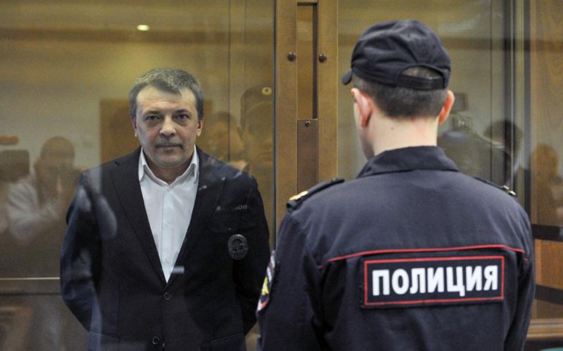 Дело обвиняемого вовзятках генерала Максименко направлено всуд