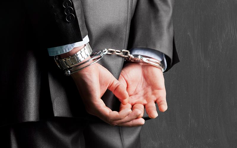 Суд арестовал обвинителя Безенчукского района Самарской области