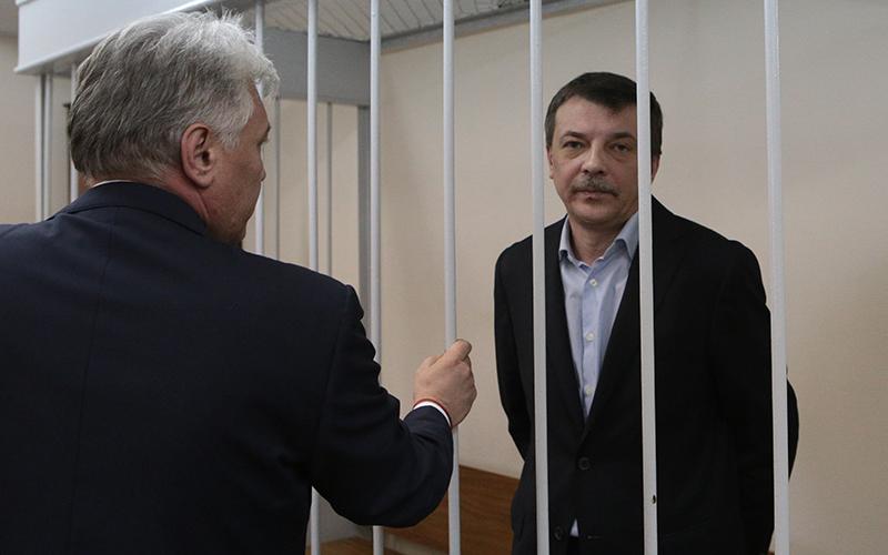 Максименко считает, что его пробуют вынудить оговорить себя иСК