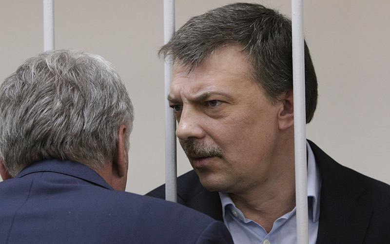 Полковника Максименко приговорили к13 годам строгого режима— Особо крупный размер