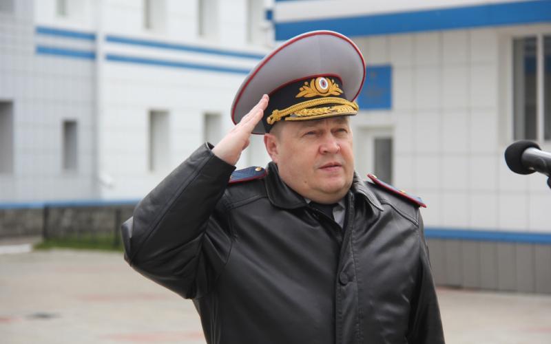 Экс-главу томского управления МВД обвинили вкоррупции