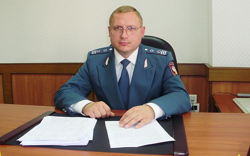 Дмитрий Винокуров. Фото: nalog.ru