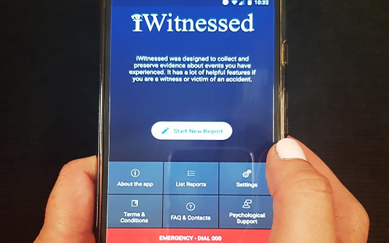 ВАвстралии создали приложение для жертв исвидетелей правонарушений