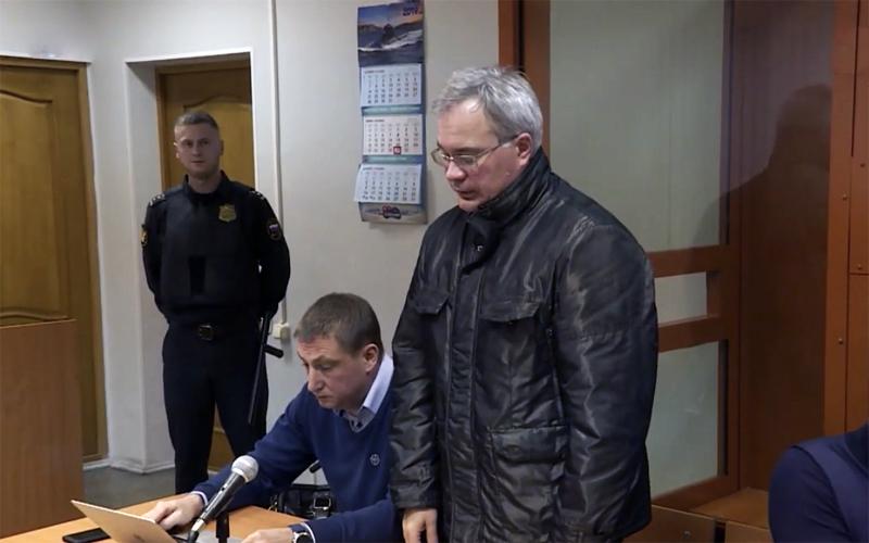 Бывшего главу УФНС не удалось осудить в особом порядке